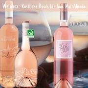 Köstliche Roséweine aus Frankreich und Italien, handwerklich hergestellt bei Ihrem Wein-Musketier kaufen